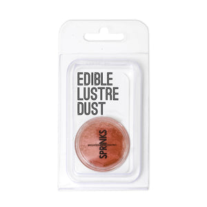 HANGSELL CORAL COTY LUSTRE DUST -10ML