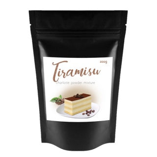 TIRAMISU MOUSSE POWDER 200G