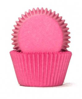 700 BAKING CUPS - LOLLY PINK - 100 PIECE PACK