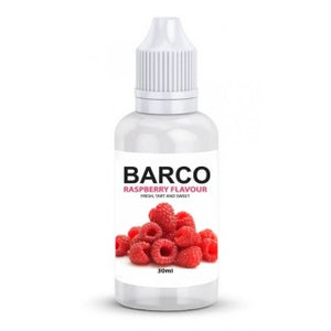 BARCO FLAVOURS RASPBERRY30ML
