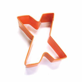 LETTER X | COOKIE CUTTER | ORANGE