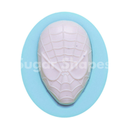 SILICONE MOULD SPIDERMAN MASK