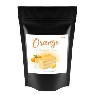 ORANGE MOUSSE POWDER 200Gv c