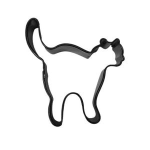 SCARY CAT | COOKIE CUTTER | BLACK