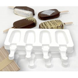 ICE CREAM POPSICLE SILICONE MOULD