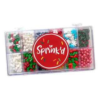 SPRINK'D CHRISTMAS BENTO - 300GM