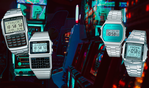 Casio Retro Vintage