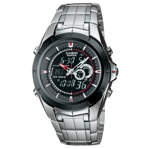 Casio Edifice EFA119 Negro