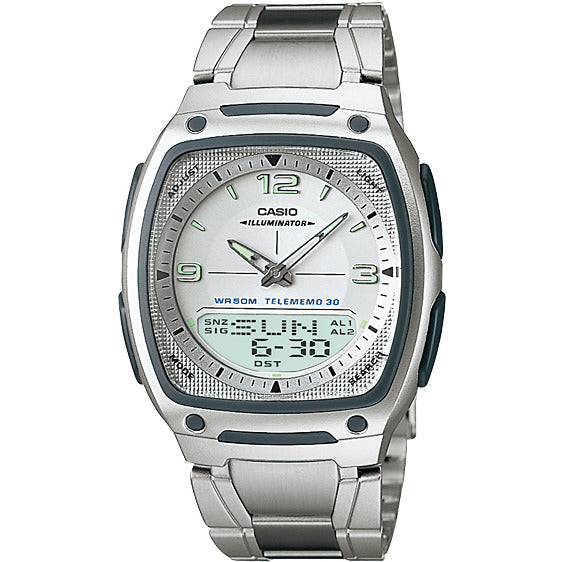 Casio AW81D Blanco