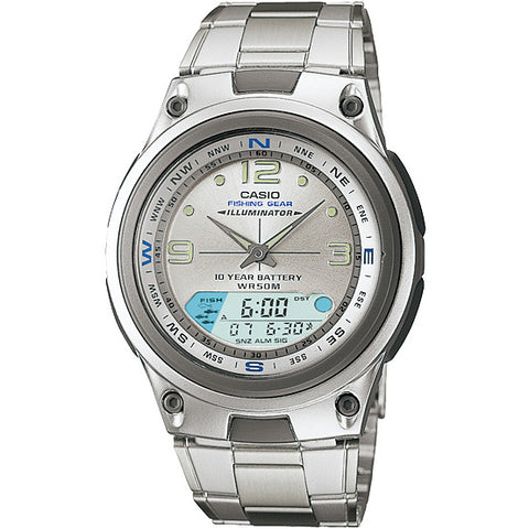 Casio AW82D Blanco