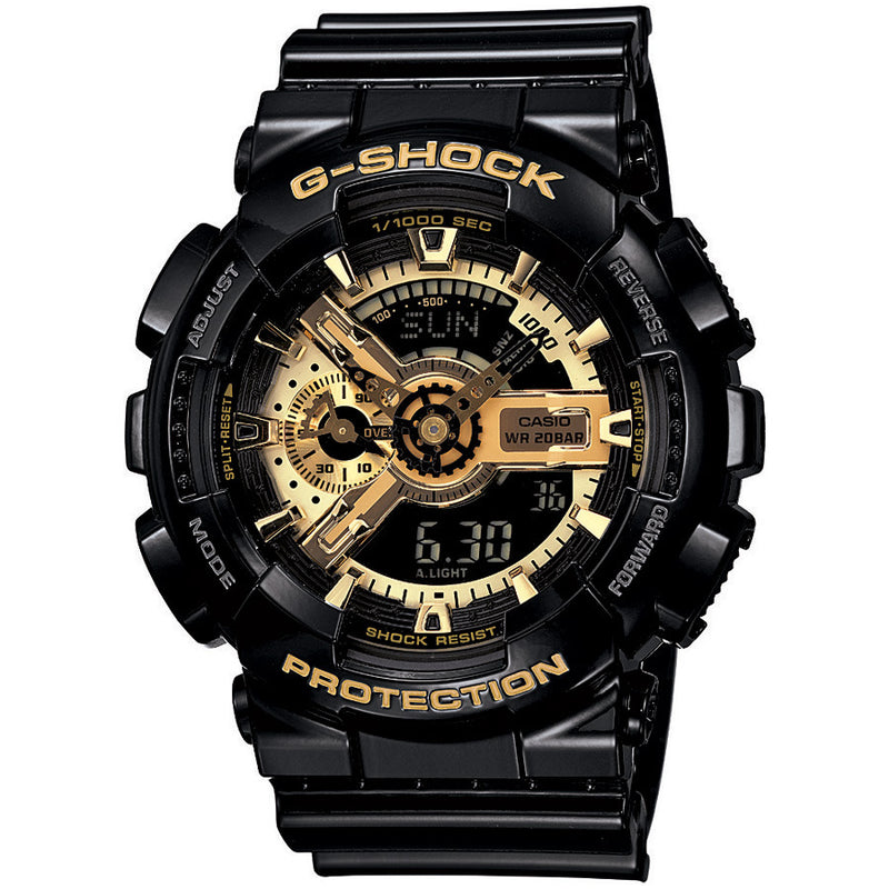 Reloj Casio G-Shock GA110 Gold