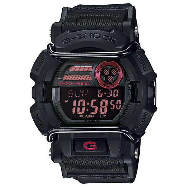 Reloj Casio G-Shock GD400 Negro Super LED