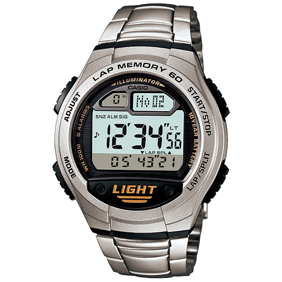 Casio W734D Metal