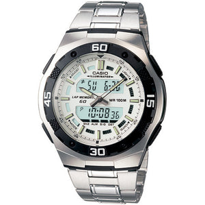 Casio AQ164D Blanco