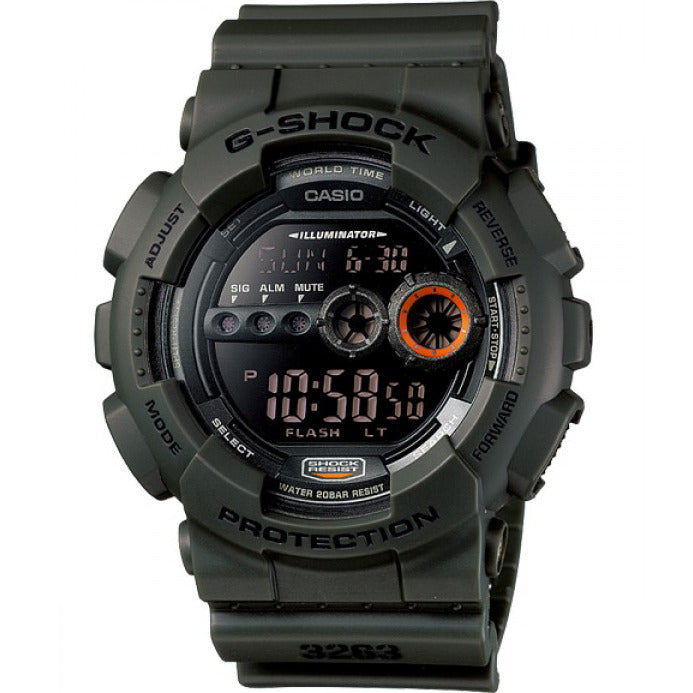 Reloj Casio G-Shock GD100MS Verde