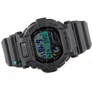Reloj Casio G-Shock GD350 Gris con Azul Alarma Vibratoria Super LED