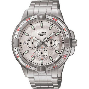 Casio MTD1068 Blanco