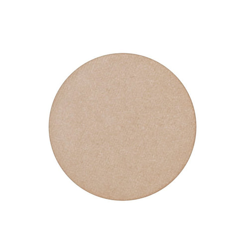A frosted light beige single eyeshadow. Beautiful, long-lasting color.