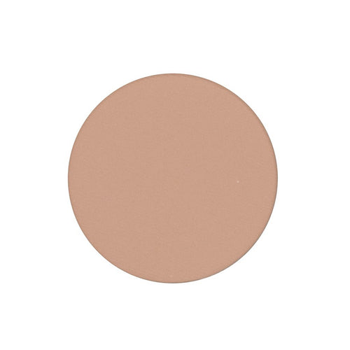 A matte beige single eyeshadow. Beautiful, long-lasting color.
