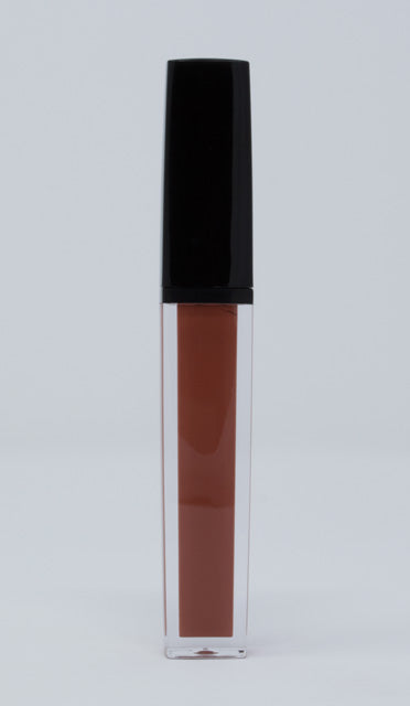 A red brown matte liquid lipstick. Gorgeous color that lasts all day!