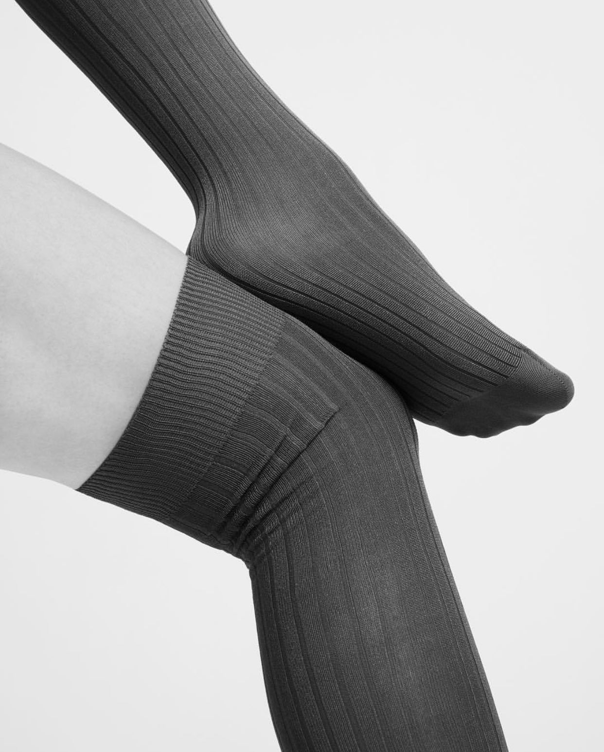 Ella Rib Over-Knee Sock