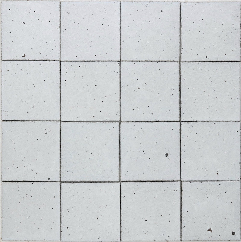 Matt White Glaze 130x130