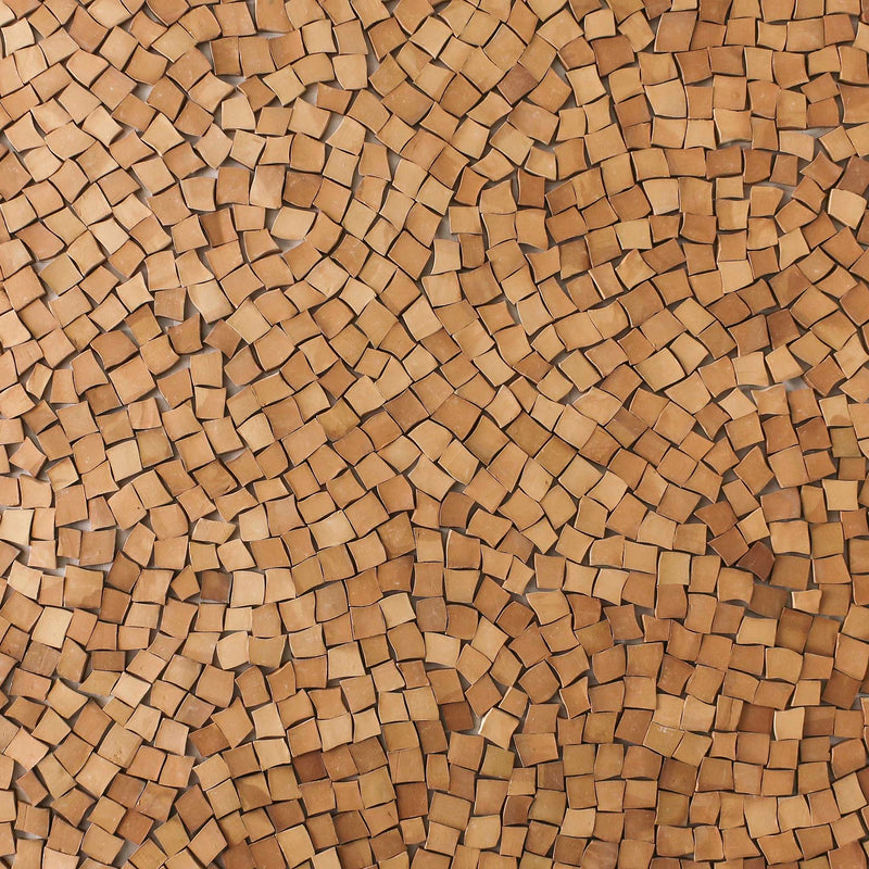 Terra-cotta Mozaic Tiles Vitrified