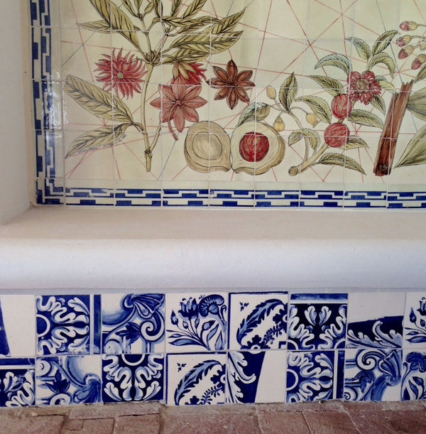 Southern Art Ceramics glazed wall tile