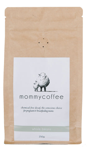 250g Decaf coffee by mommycoffee