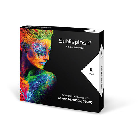 Ricoh SG7100N & SG800 High Capacity Sublisplash® Ink