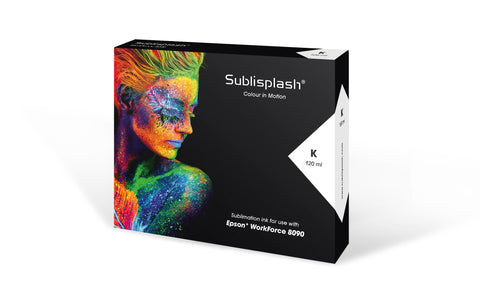 Epson WorkForce 8090 Sublisplash Ink