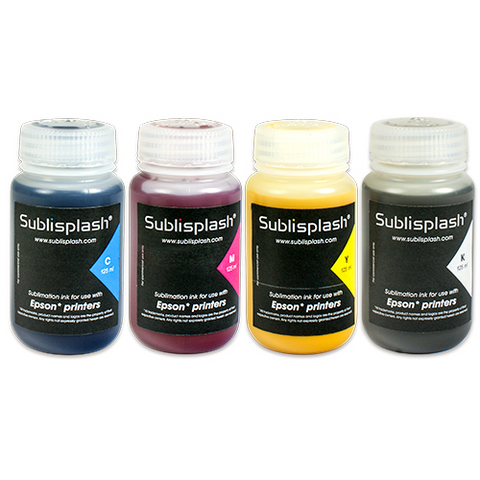 Sublisplash 125ml Sublimation Ink for Epson