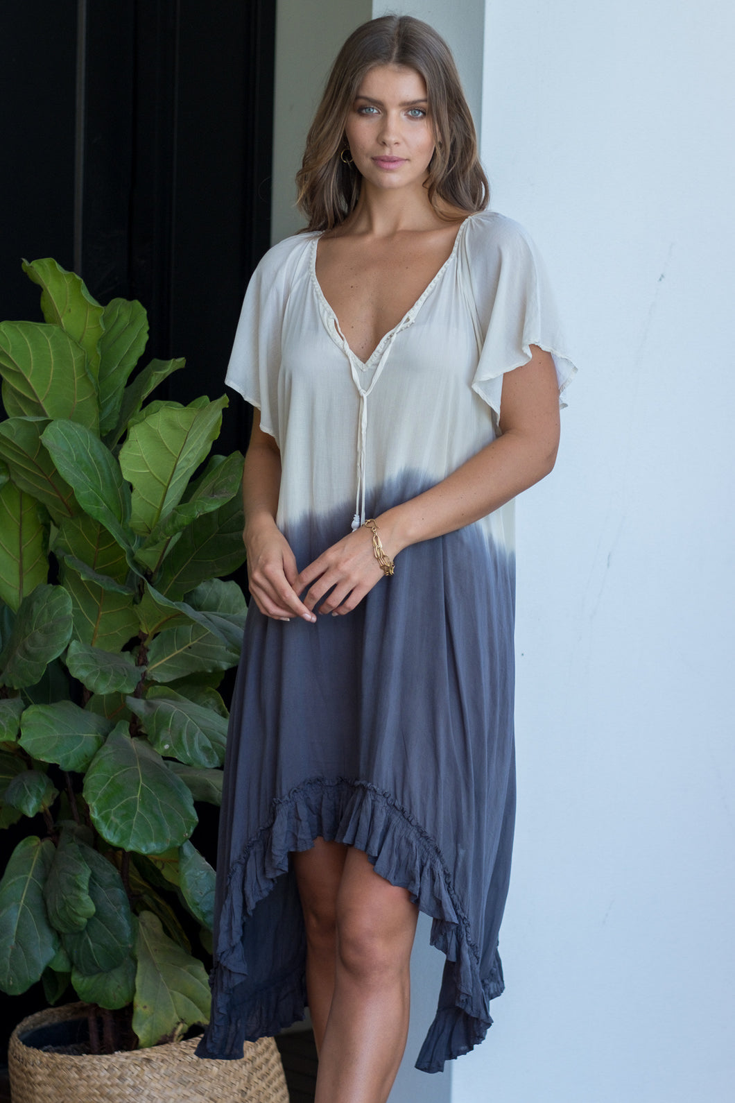 Maria Kaftan Dress Tulum