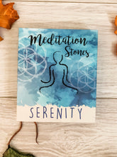 Load image into Gallery viewer, Serenity Meditation Stones