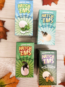 Hatch'ems Kids Toys