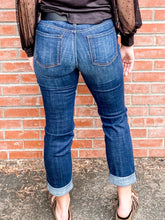 Load image into Gallery viewer, Kut Catherine Boyfriend Jeans Back
