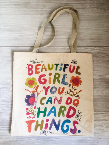 Beautiful Girl Tote