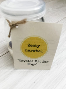 Crystal Kit for Dogs