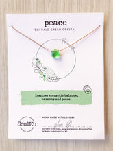 Load image into Gallery viewer, Peace SoulKu Soul Shine Necklace