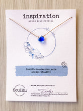 Load image into Gallery viewer, Inspiration SoulKu Soul Shine Necklace