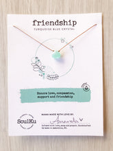 Load image into Gallery viewer, Friendship SoulKu Soul Shine Necklace
