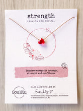 Load image into Gallery viewer, Strength SoulKu Soul Shine Necklace