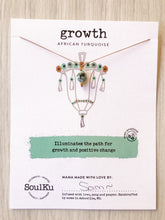 Load image into Gallery viewer, Growth SoulKu Lantern Necklace