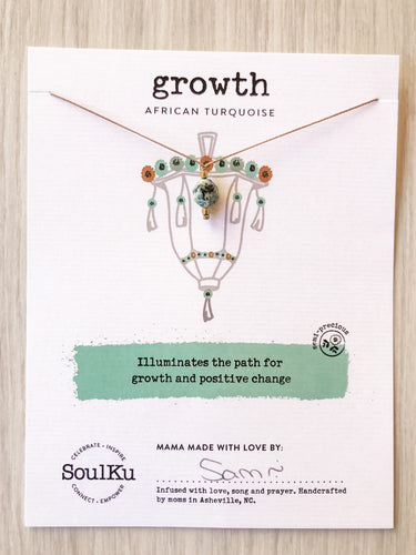 Growth SoulKu Lantern Necklace