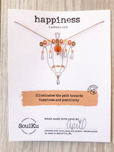 Load image into Gallery viewer, Happiness SoulKu Lantern Necklace
