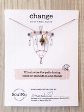 Load image into Gallery viewer, Change SoulKu Lantern Necklace