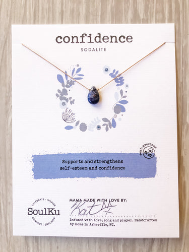 Confidence SoulKu Soul-Full of Light Necklace