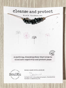 Cleanse and Protect SoulKu Seed Necklace