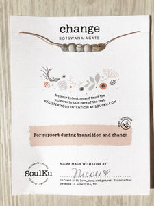 Change SoulKu Intention Necklace