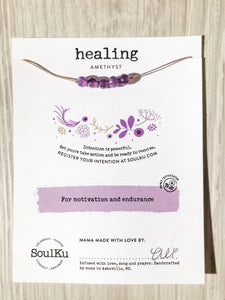 Healing SoulKu Intention Necklace